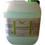 Biopretta Luftwäscher Universal Hygienemittel 5000 ml für alle Luftwäscher geeignet!Nur kurze Zeit!Großhandel,Wiederverkäufer Set