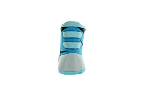 Nike  Hyperdunk 2015, espadrilles de basket-ball homme Bleu / Noir / Gris (Bl Lgn / Blck-Pr Pltnm-Wlf Gry)