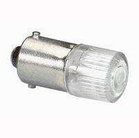 Osmoz Zubehör-Glühbirne BA9s für Kontrollleuchte Monoblock-Rot-Neon-230V ~ Legrand -