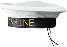 Adult marine hat (gorro/sombrero)