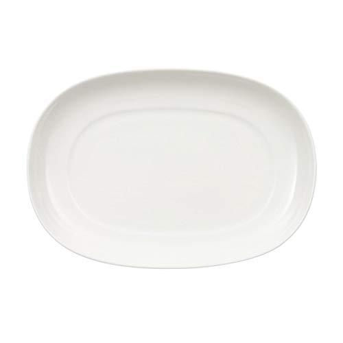 Villeroy & Boch Royal Coupelle à accompagnements, Porcelaine Premium Bone, Blanc