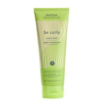 Aveda - Be Curly Conditioner (For Enhances Curl Combats Frizz & Boosts Shine on Curly or Wavy Hair) 200ml/6.7oz - Shine Curl Conditioner