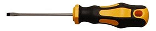 Kraftmann 7946-3 Schraubendreher | Schlitz 3 mm | Klingenlänge 80 mm, 3 x 80 mm