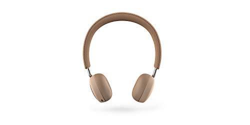 Libratone LP0030000EU5004 Q Adapt drahtloser Active Noice Cancelling On-Ear Kopfhörer (Bluetooth, 4-stufiges ANC, Touchbedienung) elegant nude - 2