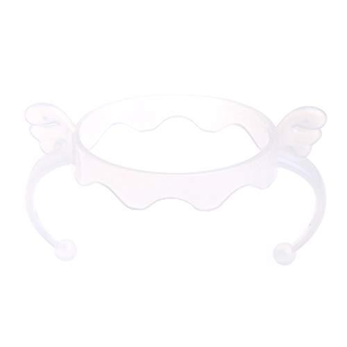 JAGETRADE Baby Cup Sauger Easy Grip Griffe aus Kunststoff für Comotomo Easy Grip Cup
