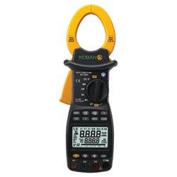 Koban pinza amperimetrica - Pinza analizadora redes kp2203