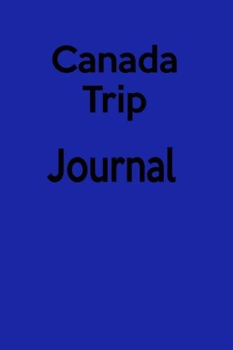 Canada Trip Journal - 1st National Flag
