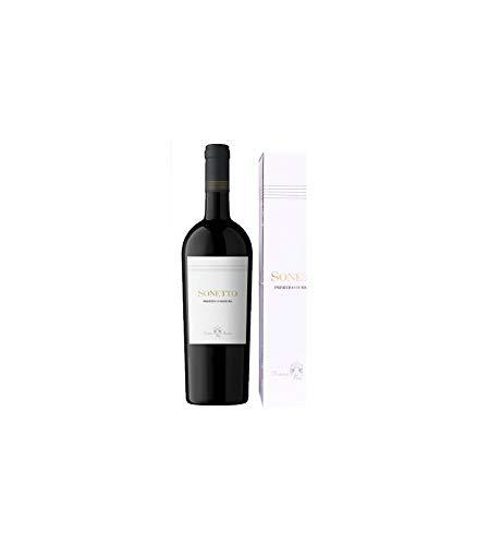 Sonetto 2013 Consorzio Produttori Vini Manduria Primitivo Riserva Astucciato