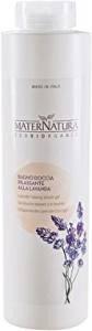 MATERNATURA - Entspannendes Duschbad mit Lavendel - BIO, Vegan, Nickel Tested, Hergestellt in Italien
