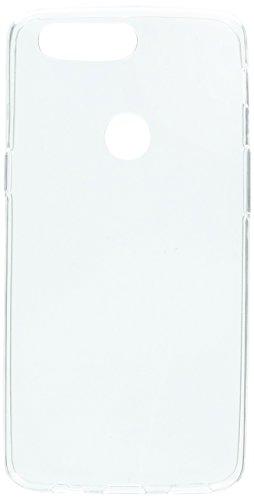 kwmobile OnePlus 5T Hülle - Handyhülle für OnePlus 5T - Handy Case in Transparent