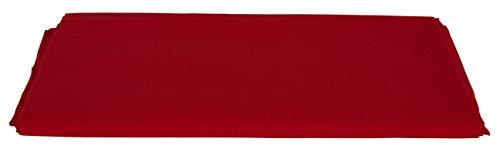 Cotton & Color Bettwäsche, Pora-Rot, Doppelbett