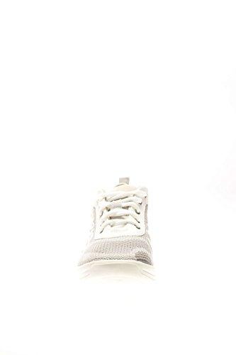 Bianco 002 No Pcagenny Senhoras Terreno Lycra Wedge Pregunta A xwqYXX04z