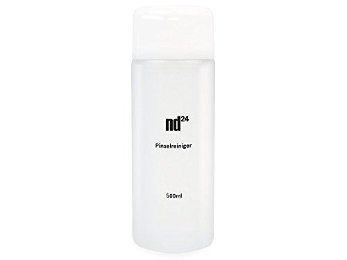 500ml PINSEL-REINIGER - Brush Cleaner - Reiniger für Pinsel und Werkzeuge - Gelpinsel Acrylpinsel Nailartpinsel reinigen