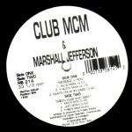 Club MCM/Marshall Jefferson - Message 2 Ron - Rhythm Beat