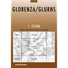 Swisstopo 1 : 25 000 Glorenza / Glurns