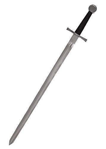 Mittelalterlicher Einhänder Schwert, handgeschmiedet, 97,5 cm medieval sword – Echt Metall - 2