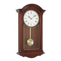London Clock Company - Reloj de pared con péndulo