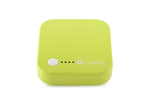techlink-bat3000fy-recharge-3000mah-power-and-lightning-cable-power-bank-fluroescent-yellow