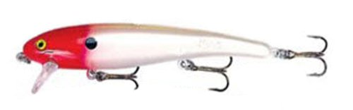 manns-bait-company-super-stretch-one-minus-fishing-lure-pack-of-1-7-8-ounce-redhead