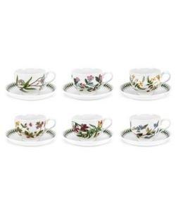 portmeirion-botanic-garden-10oz-breakfast-cup-saucer-traditional-shape-set-of-6-by-botanic-garden