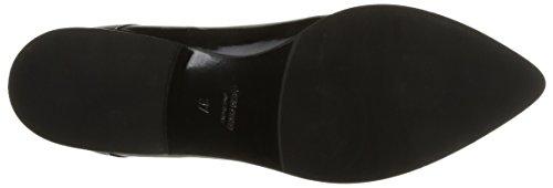 Now 2348 Damen Stiefel & Stiefeletten Schwarz - Noir (Vernice Nero)
