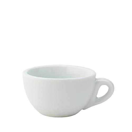 Utopia Ct8091 Barista Tasse à cappuccino Blanc, 7 G, 20 cl (lot de 12)