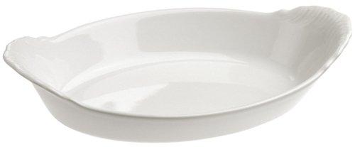 Revol db341Grands Classiques-Piatto ovale, colore: bianco (Confezione da