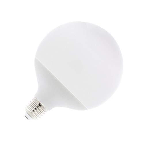 Bombilla LED E27 G120 12W Blanco Frío 6000K-6500K efectoLED