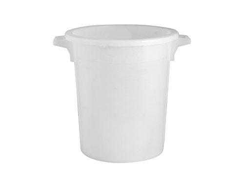Giganplast Poubelle sans Couvercle, Plastique, 75 litres