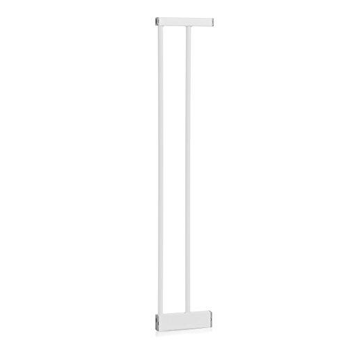 Hauck 596975 Verlängerung für Türschutzgitter Safety Gate 14 cm, weiß