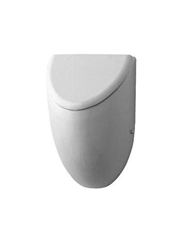 Duravit Urinal Fizz, Zulauf von hinten, für Deckel, weiß WonderGliss 8233500001, 8233500001