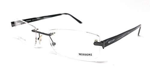 Missoni Herren Augenmuschel für Damen 027 Schwarz und Weiß 04