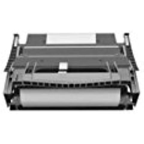 LEXMARK OPTRA T610/T616 NEGRO CARTUCHO DE TONER GENERICO 12A5845 Para uso en: LEXMARK Fabricante: Genérico Tipo de impresión: Toner (Laser) Referencia: LXT-T610/T616 Capacidad: 25.000 Páginas Color: Negro Compatible con: OPTRA T 610 OPTRA T 612 OPTRA T 614 OPTRA T 616 T 610 T 612 T 614 T 616 Cartucho de toner genérico Lexmark Optra T610/T616 (12A5845) de alta calidad...24 MESES DE GARANTIA