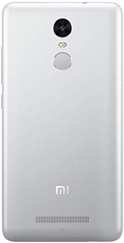 GD Back Panel Cover for Redmi MI Note 3  Silver
