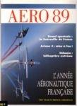 Aero 89 , L'année aéronautique française
