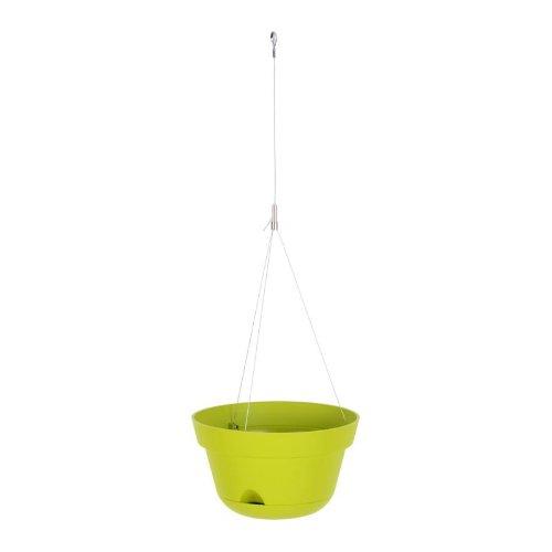 Suspension ``Toscane`` 5.2L Vert Chartreuse Ø 30 x 17 cm