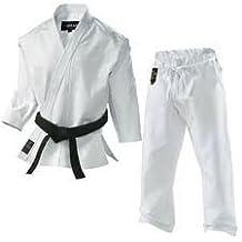 Karate Blanco Plata Marca 10oz Uniforme - 4/170cm