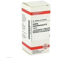 ACIDUM HYDROCHLORICUM D 12 Tabletten 80 Stück preisvergleich bei billige-tabletten.eu