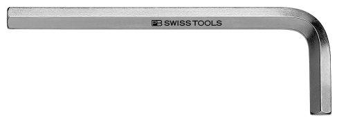 IREGA PB SWISS TOOLS - LLAVE HEXAGONAL ACODADO 210 22MM CROMO/CROMADA