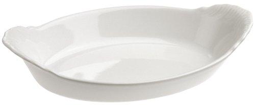 Revol db339Grands Classiques-Piatto ovale, colore: bianco (Confezione da