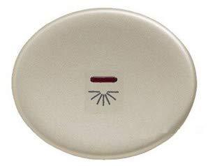 Niessen tacto - Tecla pulsador con visor simbolo luz tacto cava