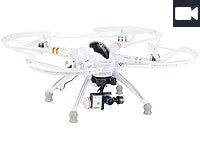 Simulus Quadrocopter QR-X350.PRO mit Fernsteuerung, Gimbal & Full-HD-Cam - 4
