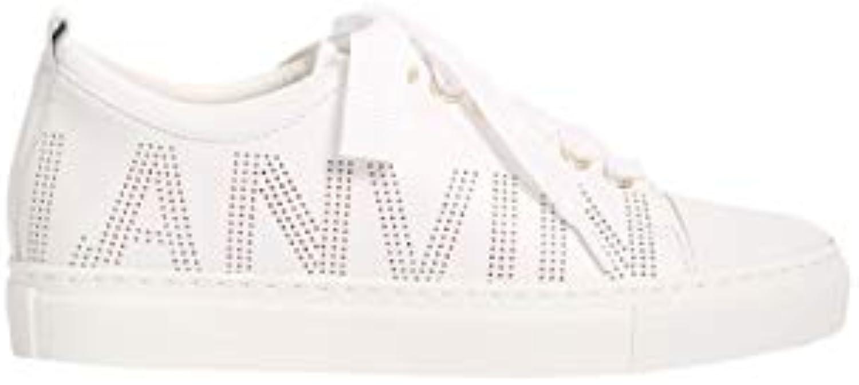 Mr.   Ms. Lanvin scarpe scarpe scarpe da ginnastica Donna FWSKPK0RNAPEA1801 Pelle Bianco Borsa elegante e attraente bello Ordine economico | Outlet Store  | Scolaro/Ragazze Scarpa  fe6790