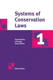 Systems of Conservation Laws 1: Hyperbolicity, Entropies, Shock Waves: v. 1 par Denis Serre