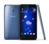 "HTC U 11 Single SIM 4G 64GB Silver - smartphones (14 cm (5.5""), 2560 x 1440 pixels, LCD, Multi-touch, Capacitive, 2.45 GHz)"