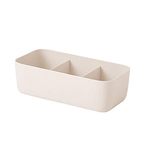 rteilungen Storage Box Faltbar Schublade Organizer Ballery für Unterwäsche, Strümpfe 27 x 13 x 8,5 cm Farbe Creme ()