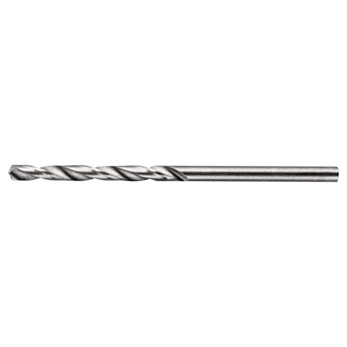 HSS twist drill, 2,5mm x 10pcs, fully ground