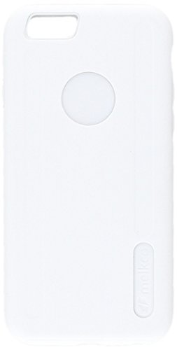Melkco Kubalt Double Layer Case für Apple iPhone 6 weiß/schwarz weiß