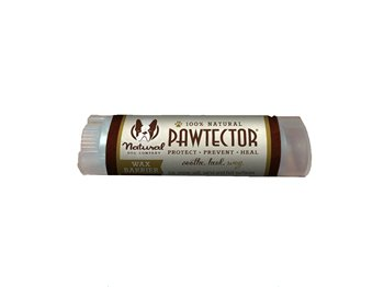 PawTector Travel Size – Natural Dog Company | Organic, All Natural | For Protecting Paw Pads | .15 Ounce Stick