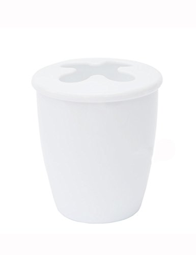 Acrylique Accessoires de salle de bain Brosse à dents Étagère Dentifrice Rack Toilette Dentifrice Rack Creative Salle de bains Accessoires ( couleur : 2 )